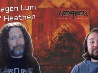 Kragen Lum from Heathen