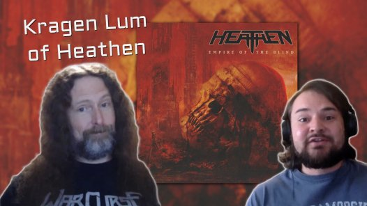 Kragen Lum from Heathen