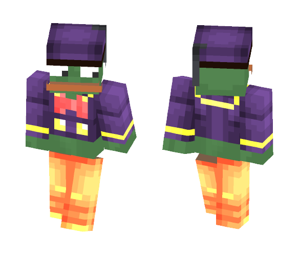 Download Meme Lord Pepe Minecraft Skin For Free Superminecraftskins