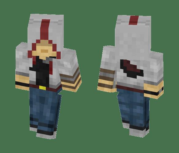 Minecraft Skin Gryffindor