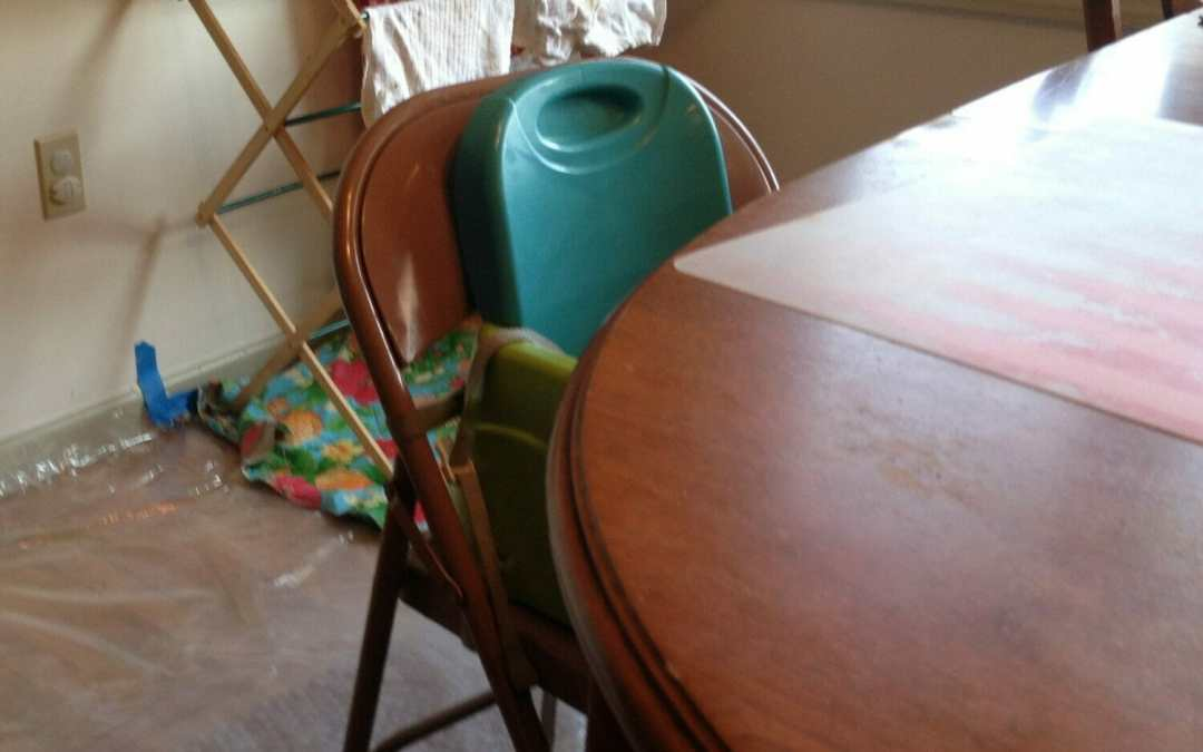 A Cleaner Kitchen With Little Eaters