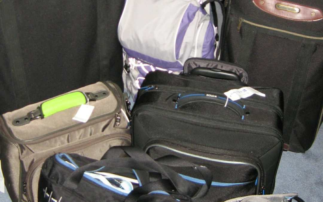 Pack Like A Pro: Four Tips to Make Packing Easier When Traveling With Kids