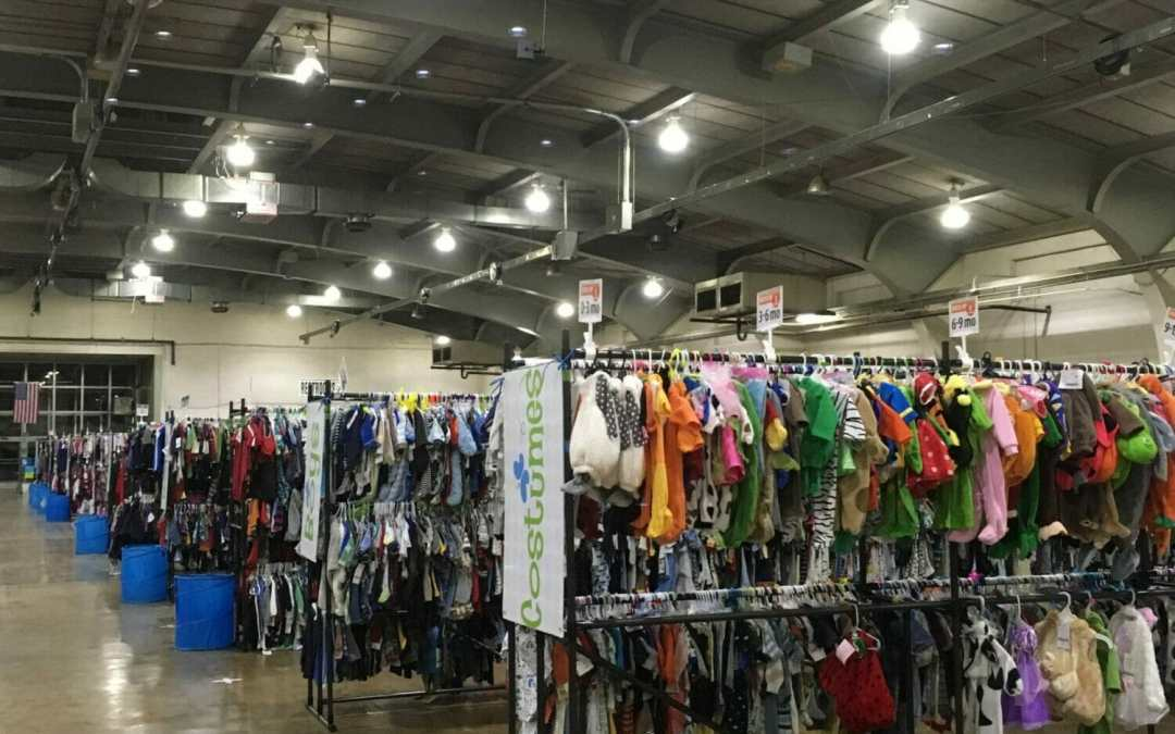 10 Reasons Children's Resale Events Rock