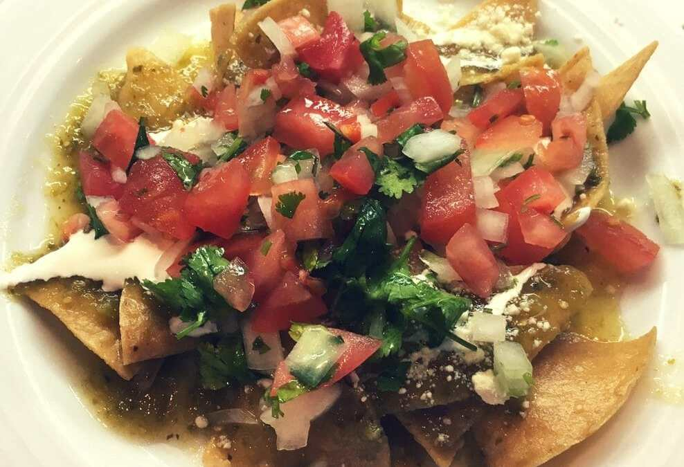 Chilaquiles (Breakfast Nachos): Fun DIY Breakfast for Kids