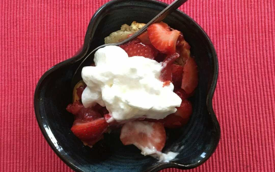 The Ultimate Homemade Strawberry Shortcake Recipe