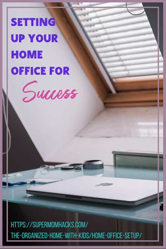 If you work from home, you need a home office that's functional enough to help you get the job done. These tips will get you there in no time flat.