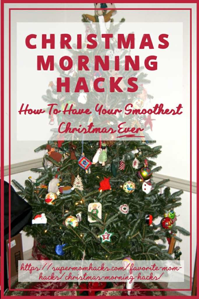 Are you set for Christmas? Or is the prep stressing you out? My Christmas morning hacks can help you have the smoothest Christmas yet, without the stress!
