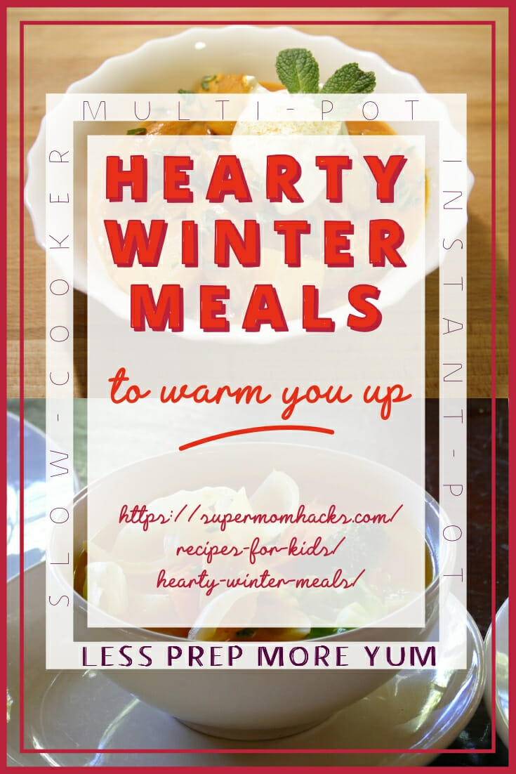 Now that temps are cooling, are you craving some hearty winter meals without all the fuss? These great recipes work in slow cookers and instant pots alike!