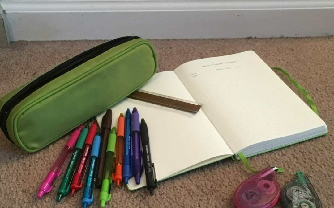 The Ultimate Bullet Journal Gift List