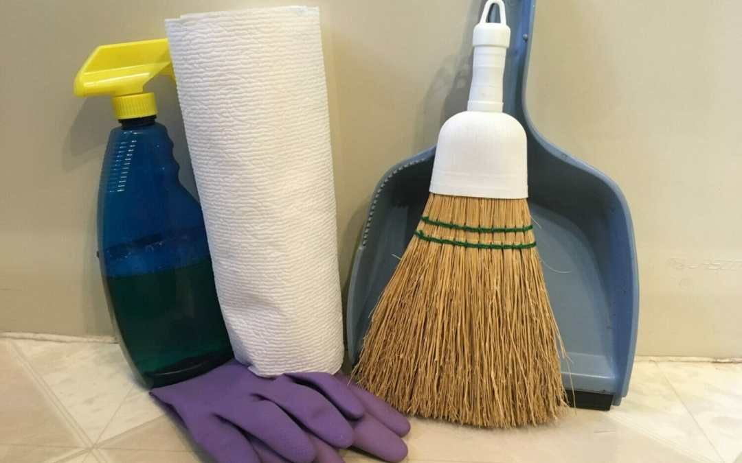 Clean House In Less Time? Here's How