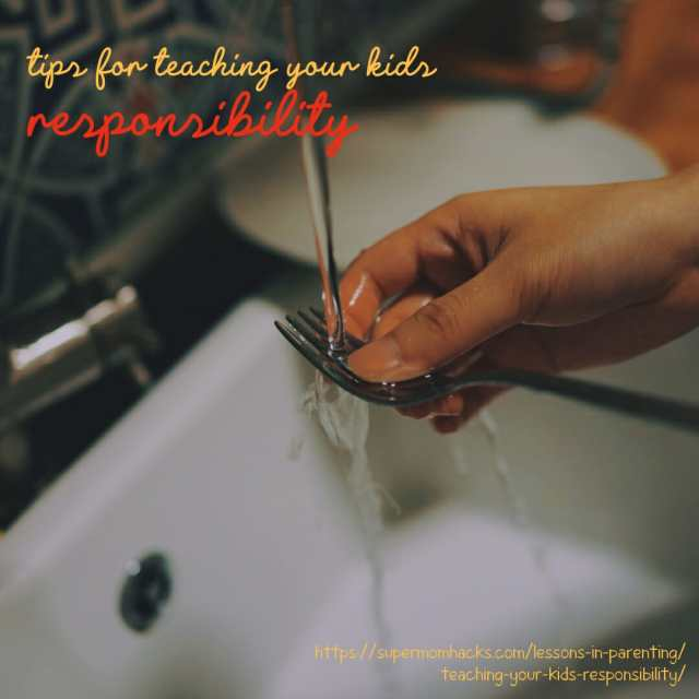 Teaching your kids responsibility is easier than you might think, if you start when they're young. These tips will give you a head start on the process.