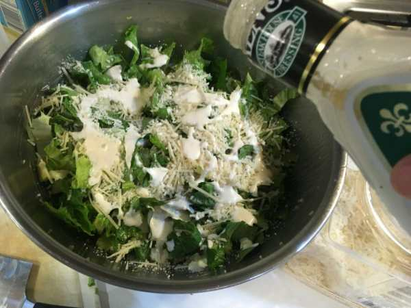 Looking to save money on those store-bought salad kits? Have kids addicted to croutons? This Easy Caesar Salad with Homemade Croutons recipe fits the bill.