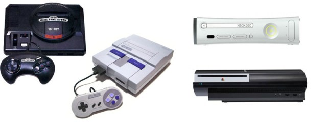 Console Header