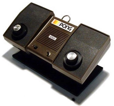 Pong-CONSOLE