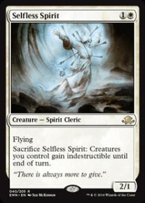 Selfless Spirit