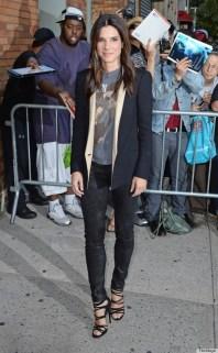 Celebrity Sightings in New York - October 2, 2013