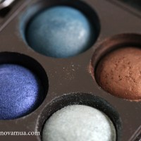 Laura Mercier Summer in St-Tropez Baked Eyeshadow Quad