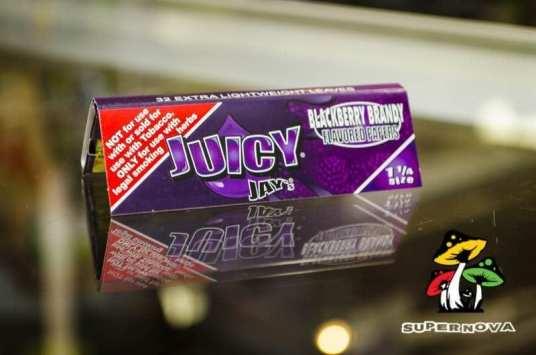 Blackberry Brandy Juicy Jay Rolling Papers