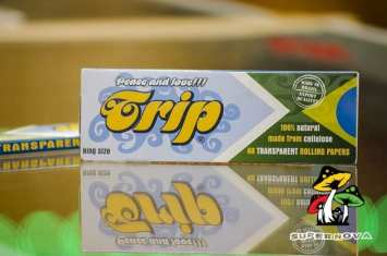 Trip King Size Rolling Papers