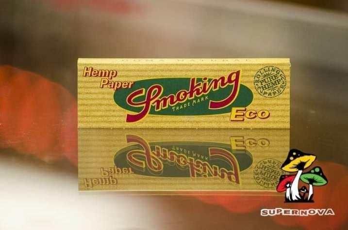 Smoking Eco Hemp Papers