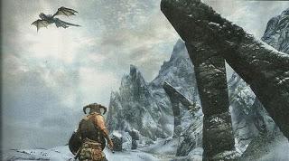 The Elder Scrolls V : Skyrim pc game