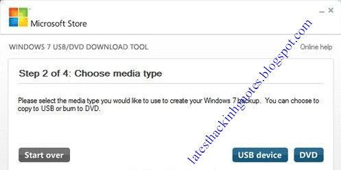 install windows from usb drive
