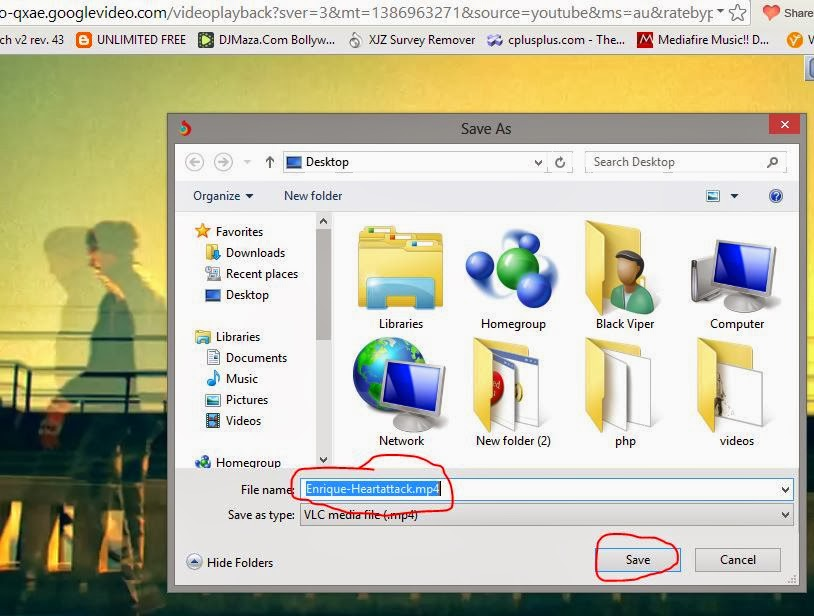 Download Youtube Videos Easily With VLC Media Player -Tips