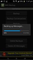 backup messages with super backup