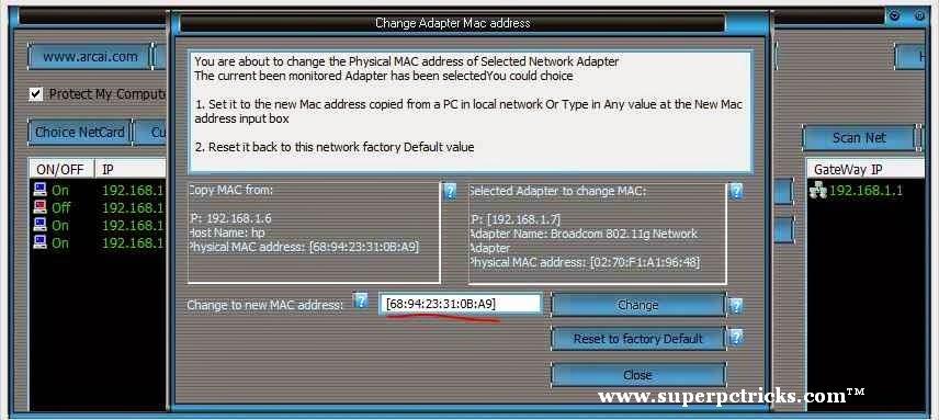 netcut pour windows 7 gratuit 01net