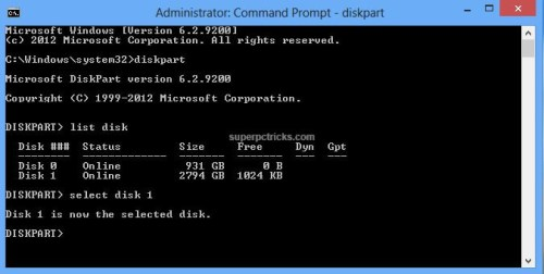 windows 10 couldn't update the computer's boot configuration