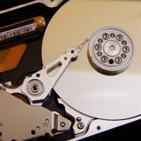 check hard disk health