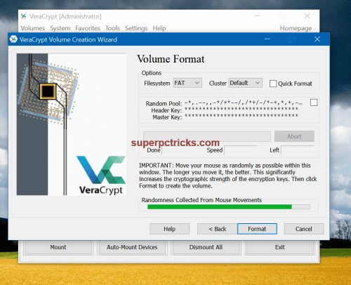 encrypt a flash drive windows 10