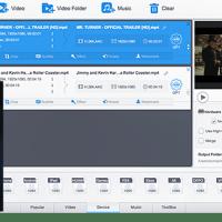 Powerful 4K video editor