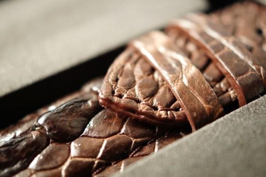 Mintapple Genuine Crocodile Apple Watch Strap 04