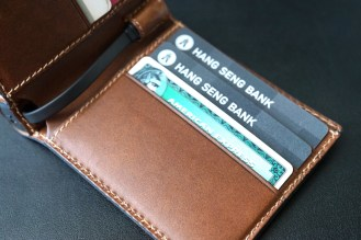 Nomad Leather Wallet 20