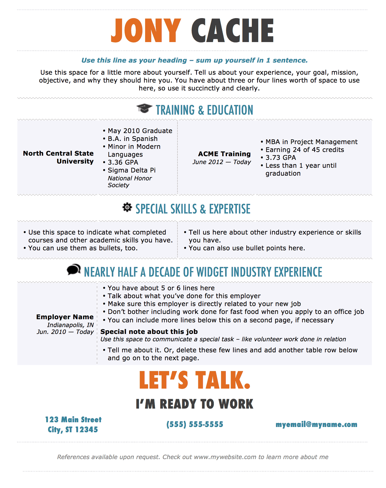 Resume Samples 2014. Skylogic 2014 Samples Resume Splendid Design ...