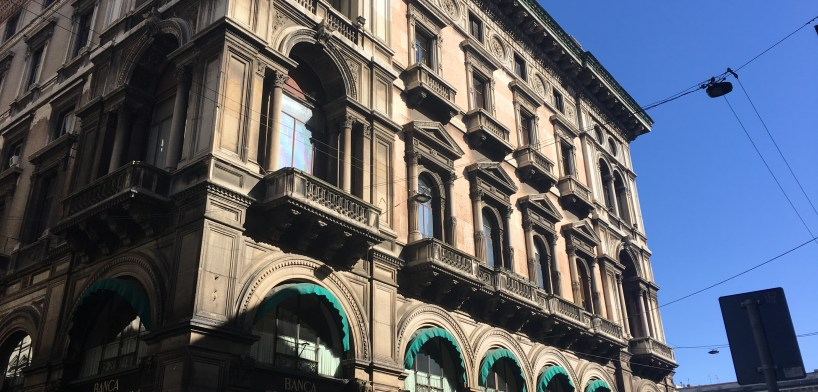 Historical architecture is fascinating, but not passive