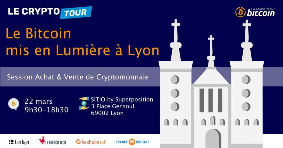 On vous accompagne pour l'achat & vente de cryptos !