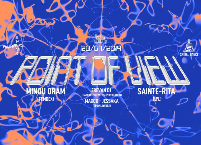 Bamboo Shows & Spiral Dance présentent : POINT Of VIEW