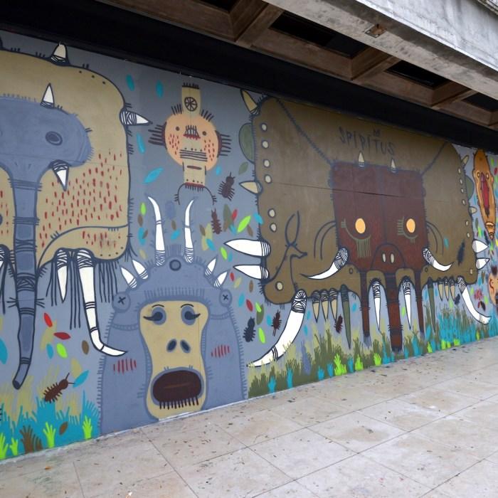 Rencontre avec Tarek, entre peintures, bandes dessinées et graffiti