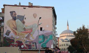 Street-art à Istanbul