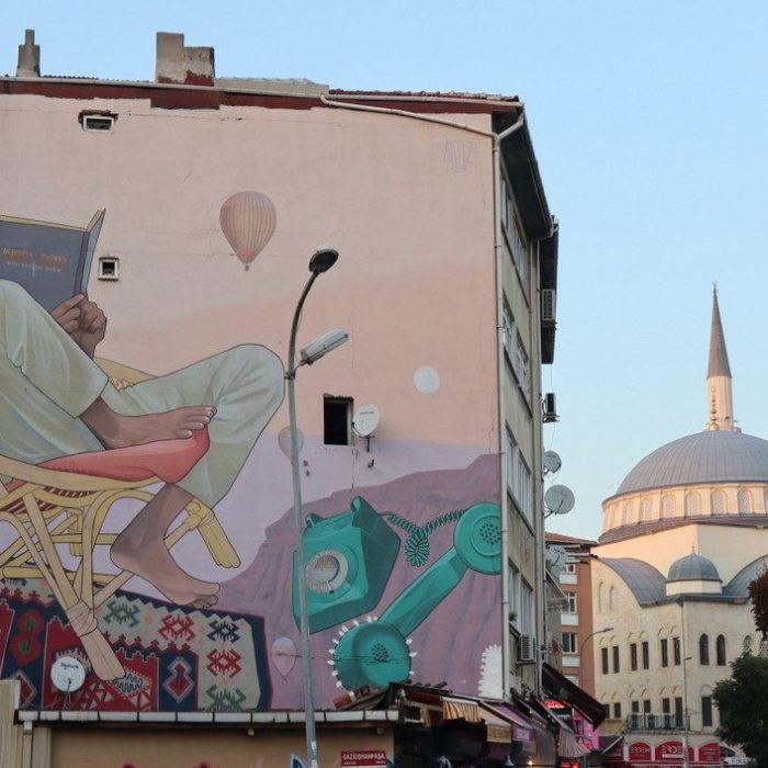 Les plus beaux spots de street-art à Istanbul