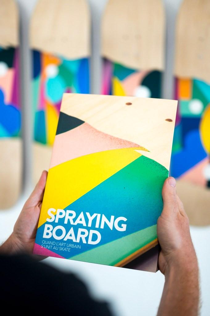 Livre Sprayinb Board 5