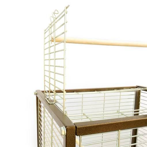 woliera, klatka dla ptaków -drut 4 mm