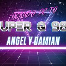 Tocando de To' Todos los DOMINGOS no se lo PIERDAN POR SUPER Q 98. 1 FM ISABELA