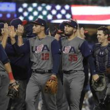 Estados Unidos enfrentará a Puerto Rico por el campeonato del Clásico