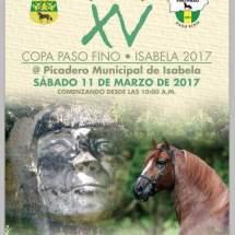 Isabela,P R Copa de Paso Fino.Vive lo que nos distingue 11 de marzo 2017