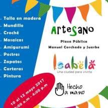 Encuentro del ArteSano 10 al 12 de mayo 2017