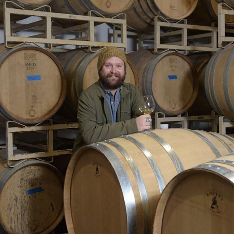 Samara Winemaker Matt Brady