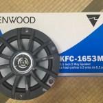 KENWOOD marine speaker